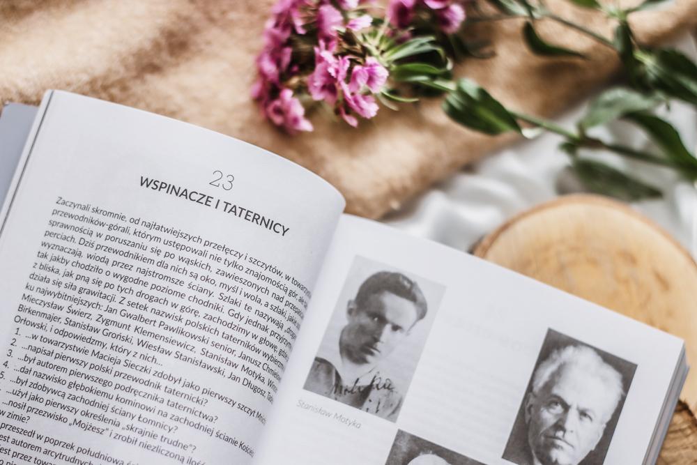Książka dla miłośników Tatr. Ciekawostki, anegdotki i wiele odpowiedzi na nurtujące pytania. Jeśli kochasz góry, to ta książka jest dla Ciebie!