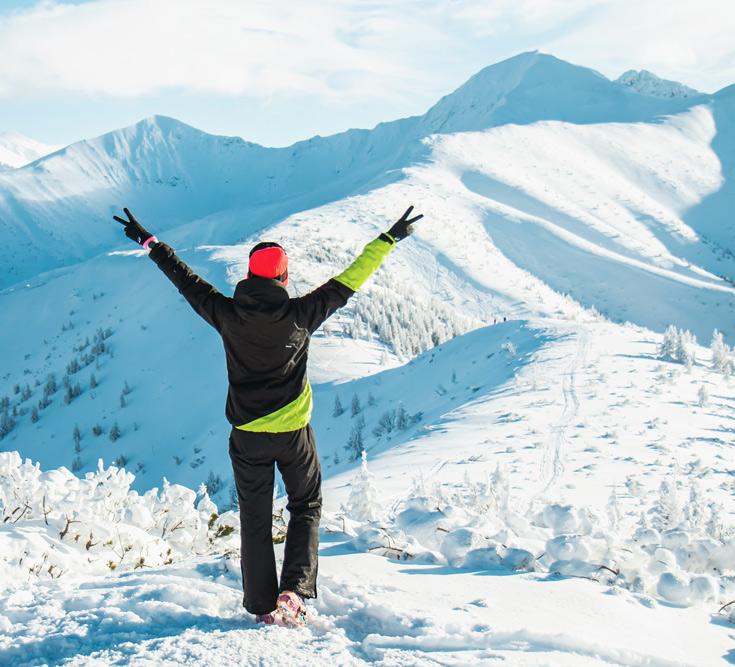Czy warto jechać zimą w góry?