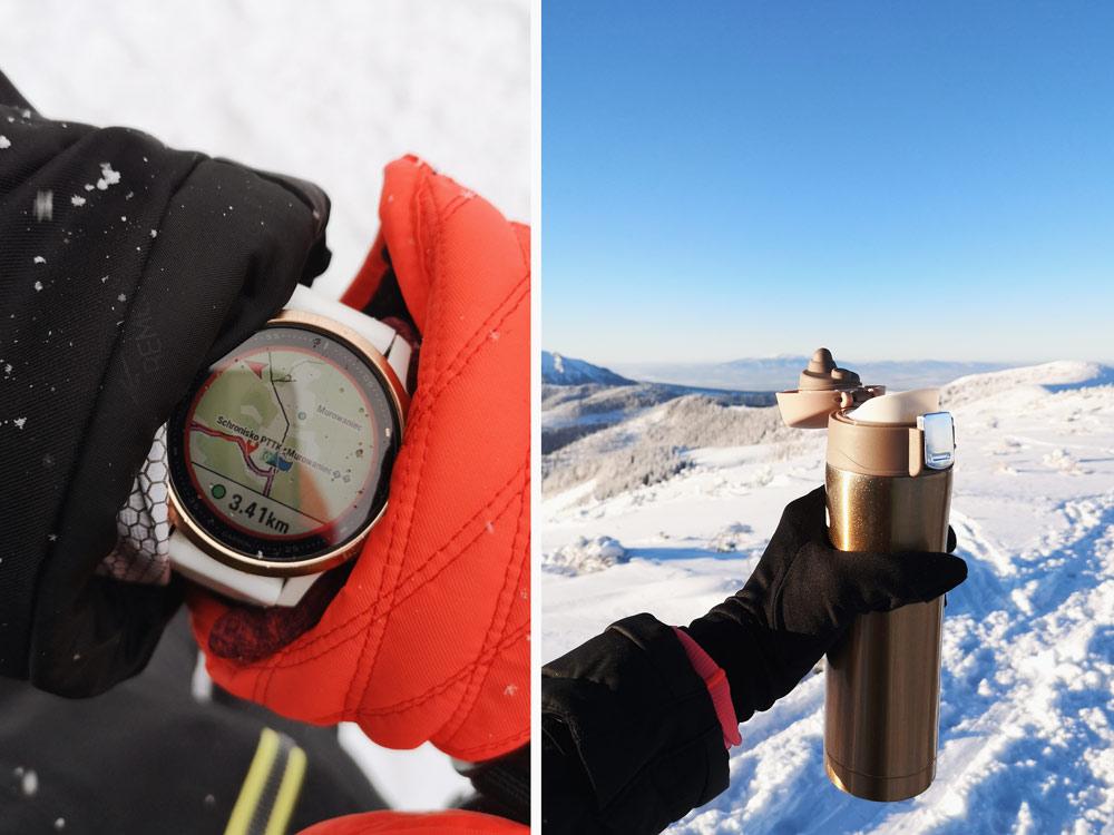 Akcesoria, które warto mieć ze sobą zimą w górach